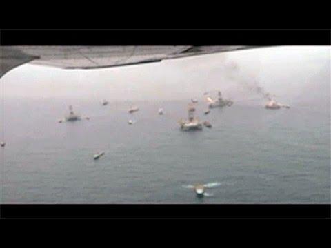 Sea Shepherd Flies to Deepwater Horizon Ground Zero
