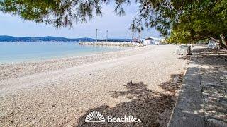 Biograd na Moru Croatia  City pictures : beach Dražica, Biograd na Moru, Croatia