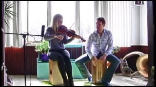 Cajon & Fiddle Cover Videos 4