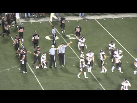 Palos Verdes vs West – 2012  CIF Football Championship Game 1st Quarter