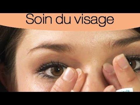 traitement poches yeux - Comment enlever les cernes et poches sous les yeux ? Ecoutez bien les explications en vidéo pour savoir comment procéder ! Tutos maquillage, coiffure, santé,...