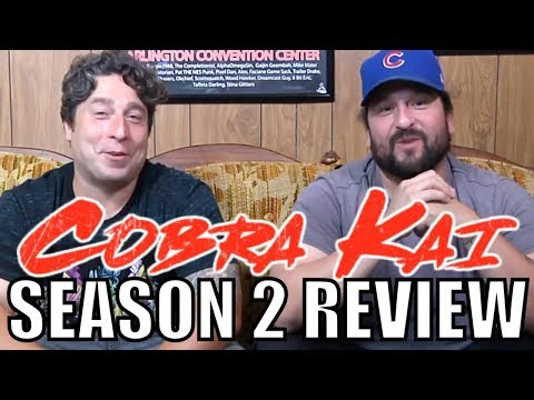 Cobra Kai Season 2 Review (SPOILERS)