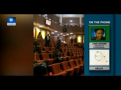 Rowdy Session As 51 Lawmakers Dump APC |News Across Nigeria|