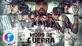 Modo De Guerra ft. Juanka Ozuna Anonimus Lyan Elio Young Izak