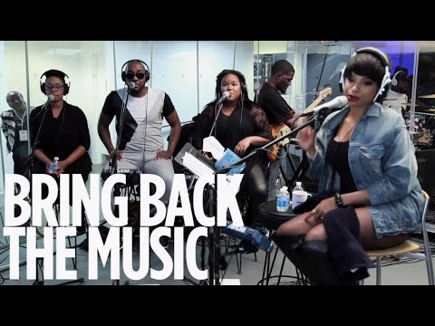 "Jennifer Hudson ""Bring Back The Music"" // SiriusXM // Heart & Soul"