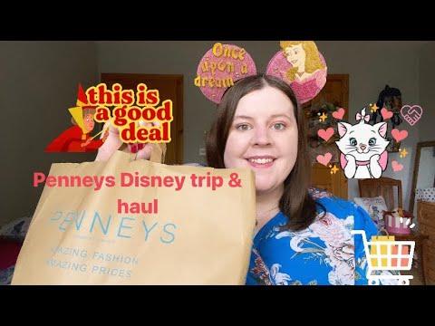 Primark/Penneys Disney Trip and Haul 💖 (August 2020)
