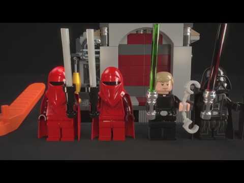 Конструктор Звезда Смерти™ - Последняя схватка - LEGO STAR WARS - фото № 8