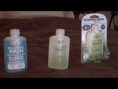 Sea To Summit Wilderness Wash Review
