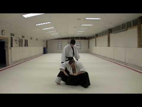 Ni kata - (Koryu Dai Ni) (15) with Nick Lowry