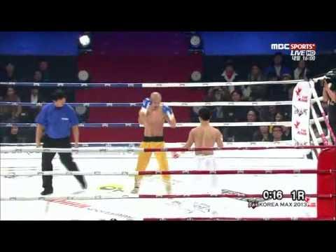 Kickboxing Rule: Young Jin Min (KOR) vs Yi Long (CHN)