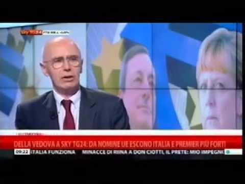 Ucraina: Benedetto Della Vedova su Sky TG24