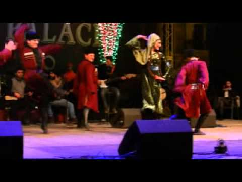 jgufi Bani kavkasiuri balada 2014 (видео)