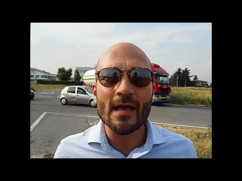 """""""Rotonda-killer"""" di Calvenzano, parla il sindaco Ferla"""