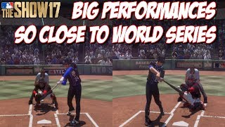 We're so close to making it to the World Series!!  Leave a Like and Subscribe for MLB The Show 17!➠Twitter - https://twitter.com/KPritz21Check out my MLB The Show 17 Playlists!➠ Ranked Seasons - https://www.youtube.com/playlist?list=PL5AHVL-omk8OB2IzhUoDwOmGViHd4BYvC➠ Epics, Missions, Packs & Programs - https://www.youtube.com/playlist?list=PL5AHVL-omk8PzjCnMDW8Efqr-wuc_sydQ➠ Road To The Show - https://www.youtube.com/playlist?list=PL5AHVL-omk8PmZI0c52cTu0iLCTt7OZ5hThanks for Watching!!
