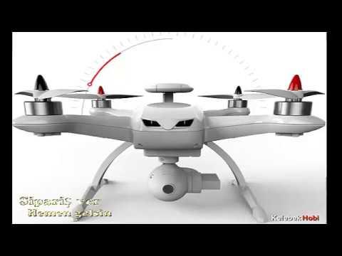 Drone ✔️ RTH, AH, GPS, Fail safe, Auto follow, 1080P HD Kamera