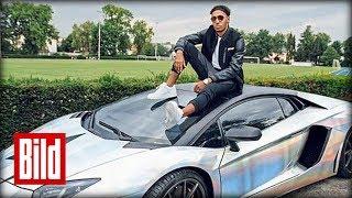 Dortmunds Aubameyang verkauft sein Auto - Lamborghini Aventador für 279 980 Euro