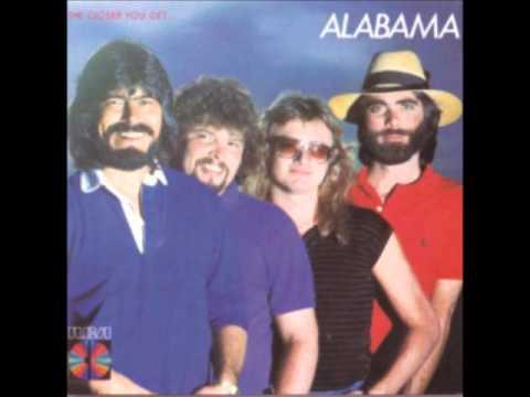 Alabama- Lady Down on Love
