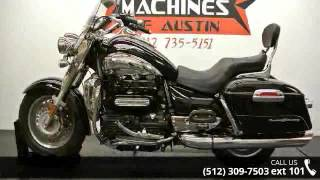5. 2008 Triumph Rocket III Touring  - Dream Machines Indian ...