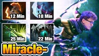 Video Miracle- Anti-mage my Signature Hero Midlane 1000GPM - Dota2 7.02 MP3, 3GP, MP4, WEBM, AVI, FLV Januari 2018