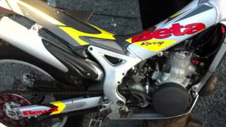 8. Beta Rev 3 250cc Trials BIke (2003)