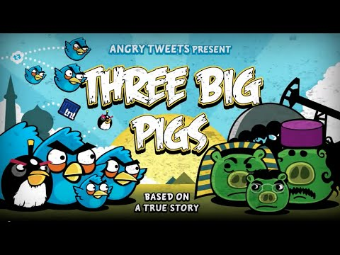 The Three Big Pigs.