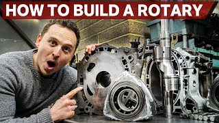 How To Build A Rotary Engine: The ULTIMATE Guide by Car Throttle