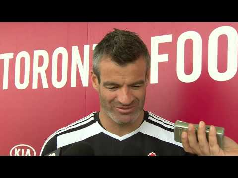 Video: Ryan Nelsen - July 29, 2014