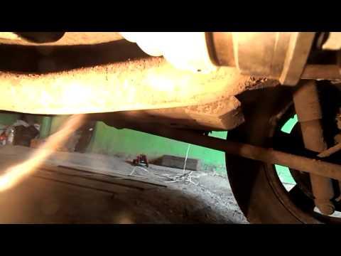 Установка карданного вала нива шевроле фото