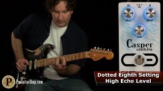 Casper Video Demo by Andy with Tone Report and Pro Guitar Shop -