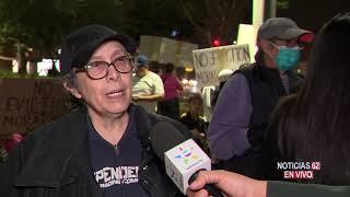 Protesta por la crisis de vivienda en Downey – Noticias 62 - Thumbnail