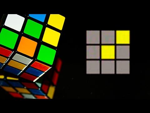 OLL Алгоритмы (Часть 19) Запятые (видео)