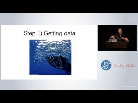 Beyond Scraping: How to Use Machine Learning When You're not Sure Where to Start | SciPy 2018