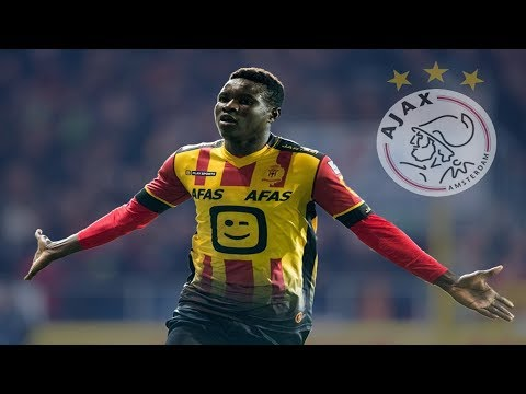 Hassane Bandé   Incredible Skills & Goals   Welcome To Ajax