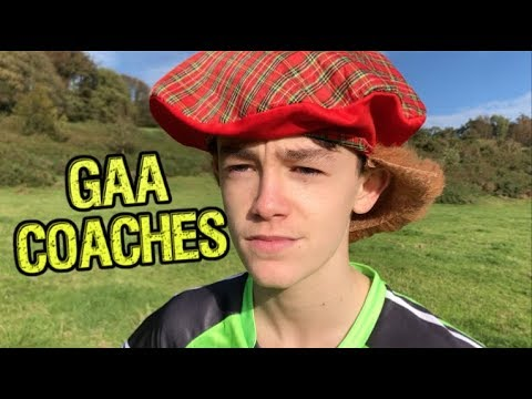 TYPES OF GAA COACHES