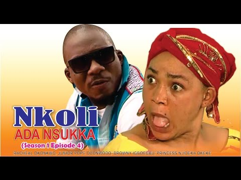 Nkoli Nwa Nsukka Season 4  Latest Nigerian Nollywood Igbo Movie