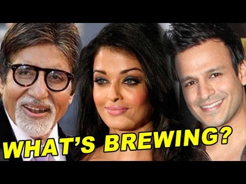 WHAT! - Vivek Back With Bachchans?