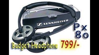 Sennheiser PX80   Budget   Headphones   Review   2018