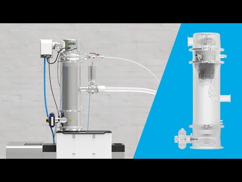 Wet-In-Place Function for piFLOW®p