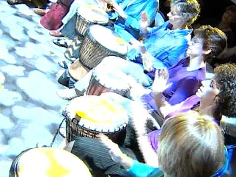 Femina Melodia Drummers