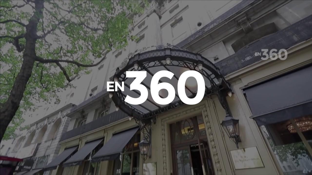 #EN360: La salida del aeropuerto