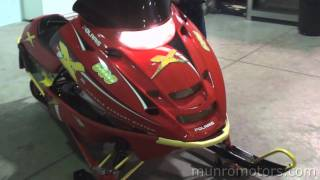 2. 2001 Polaris edge 600 XC used snowmobile SOLD Brantford Ontario