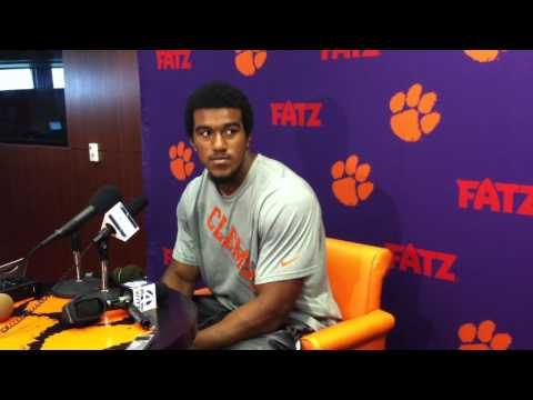 Vic Beasley Interview 9/23/2013 video.
