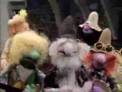 grandpa - clip from the muppet show.