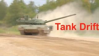 各国坦克漂移大集锦(International Tank Drift Compilation)