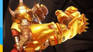 Here's some Doomfist gameplay for y'all with his golden gun. So awesome. Love him.=====================www.danielfenner.comTwitch: www.twitch.tv/fenn3rTwitter: www.twitter.com/danielfennerFacebook: www.facebook.com/fenn3rInstagram: DanielFennerSnapchat: DanielFenner=====================Music: TheFatRat - Monody (feat. Laura Brehm) https://www.youtube.com/watch?v=B7xai5u_tnkProduction Music courtesy of Epidemic Sound: http://www.epidemicsound.com