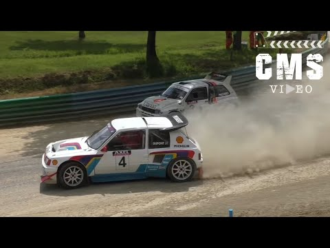 Rallycross Faleyras 2018 | Big Crashes, Big Show, Jumps & Battles | CMSVideo