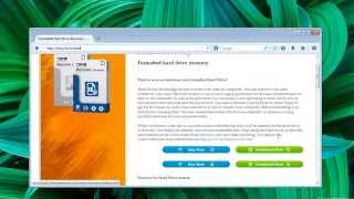 How to Recover Files after Formatting Hard Drive Partition http://bit.ly/for-hard Hello Friends, Welcome to the tutorial on lost file recovery after formatti...