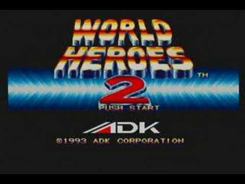 world heroes 2 jet neo-geo cd