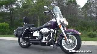 5. 2011 Harley Davidson Heritage Softail Classic Motorcycles 2015 coming soon