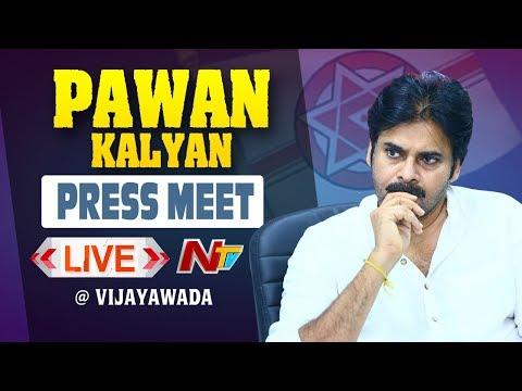 Pawan Kalyan Live    Janasenani Counter To CM YS Jagan    Vijayawada